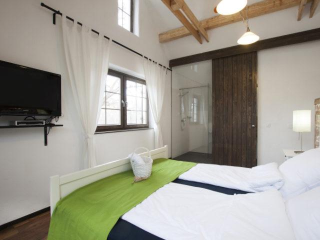 Casa Barolo dormitor