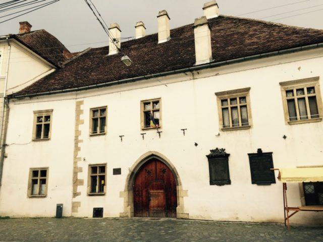 Casa Matia Corvin Cluj