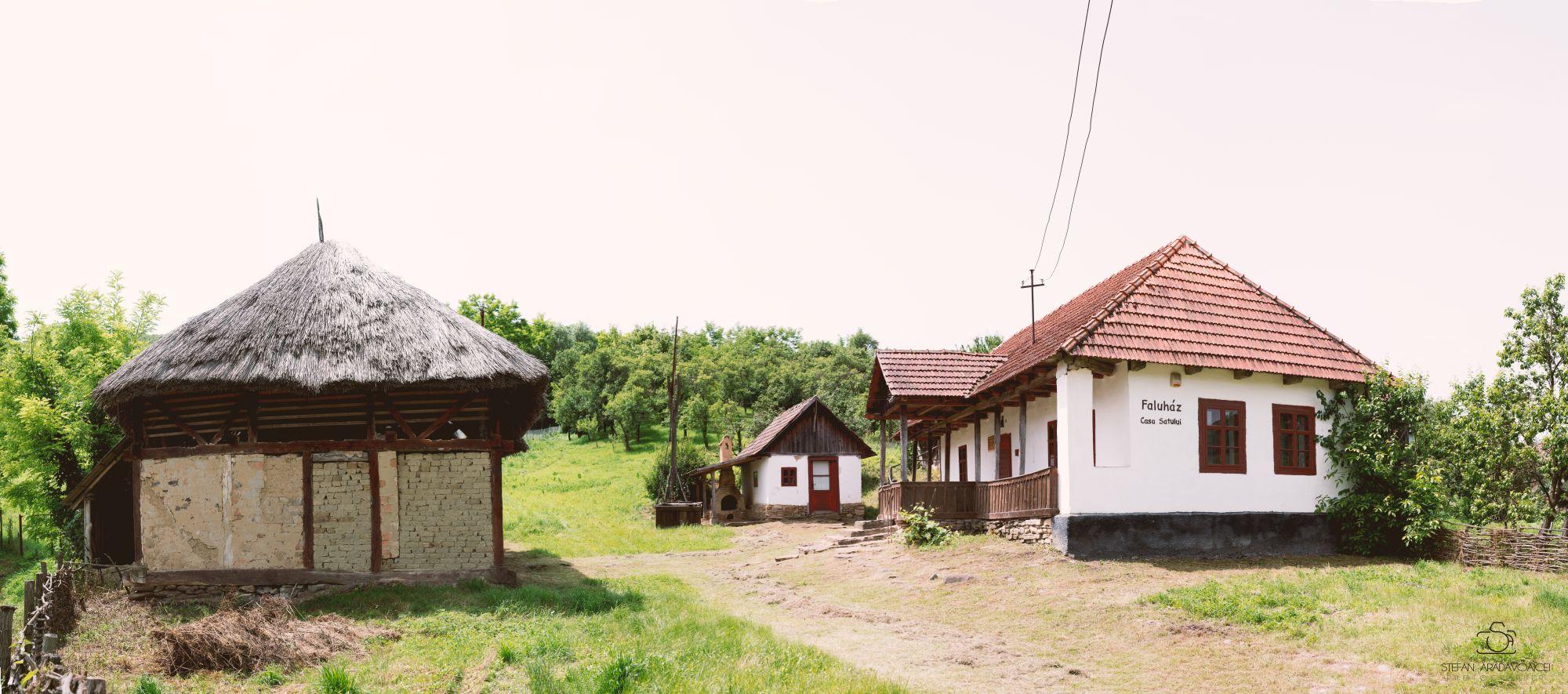 Casa Satului Lacu Cluj