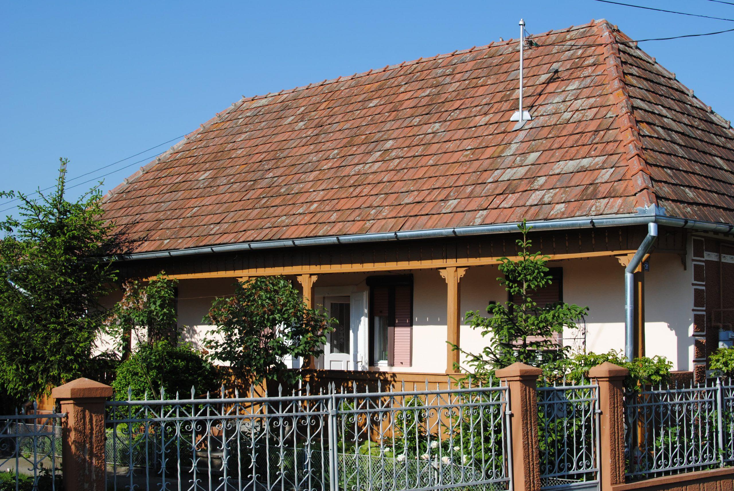 Casa frumoasa din Manasturel