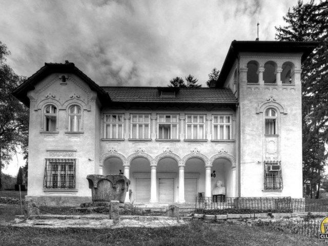 muzeul memorial octavian goga ciucea cluj Castelul de la Ciucea