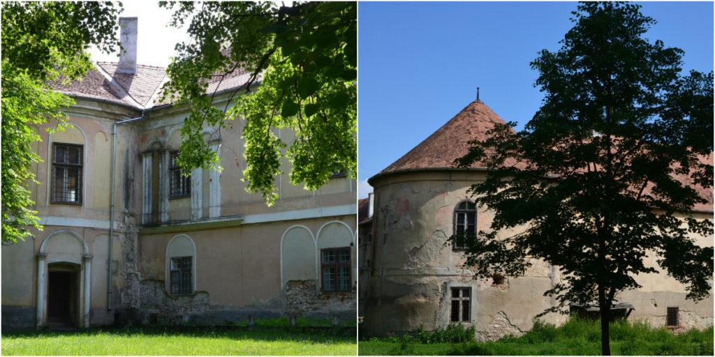 Castelul Rákóczi-Bánffy din Gilău istorie
