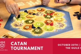 Catan National Stage Qualifiers