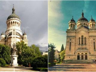 Catedrala Ortodoxă din Cluj-Napoca, monument al arhitecturii occidentale și al arhitecturii orientale creştine