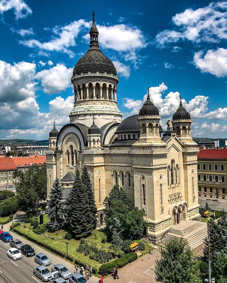 Catedrala Ortodoxă din Cluj-Napoca