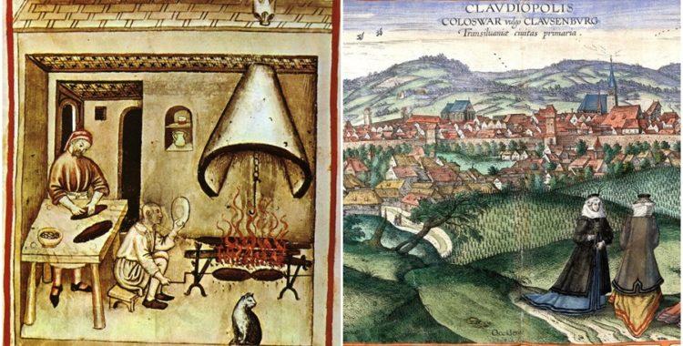 Ce mâncau clujenii Istoria Clujului (2)