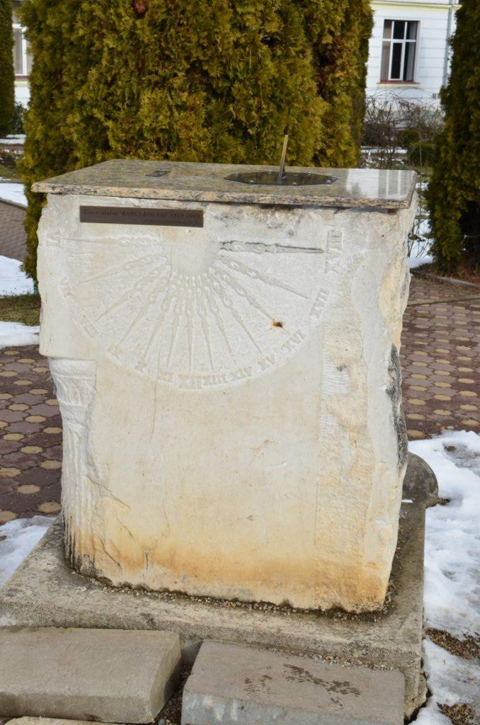 Ceasuri solare în Cluj