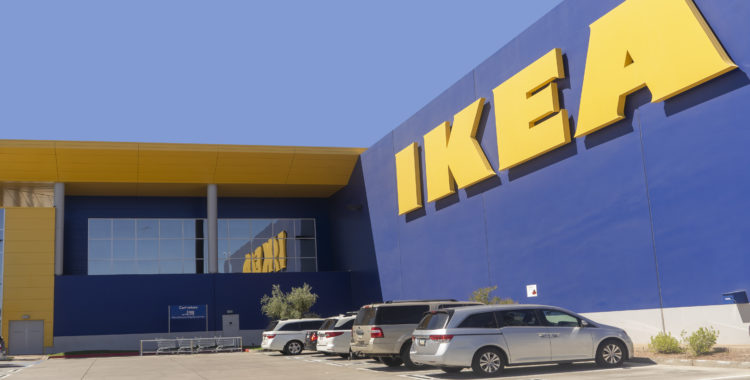 Centru de colectare IKEA