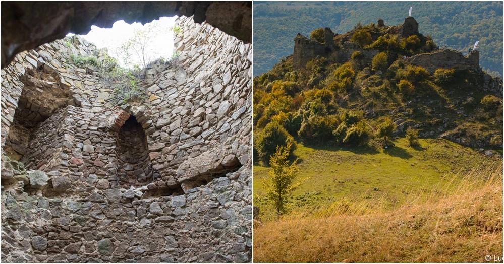 Trista și frumoasa poveste a cetăților-ruine de pe lângă Cluj | Cetăți Cluj