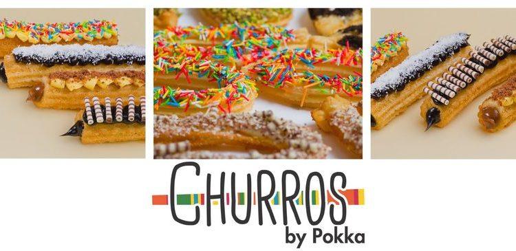 Churros by Pokka