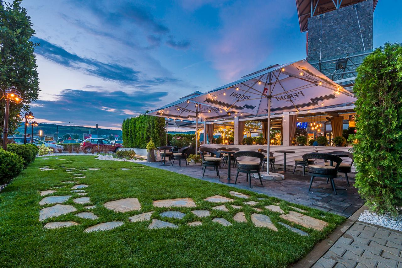 Ciao Ragazzi Cluj new (1) Mâncare proaspătă, seri romantice și un spațiu verde boem pentru toată familia | #CiaoRagazzi
