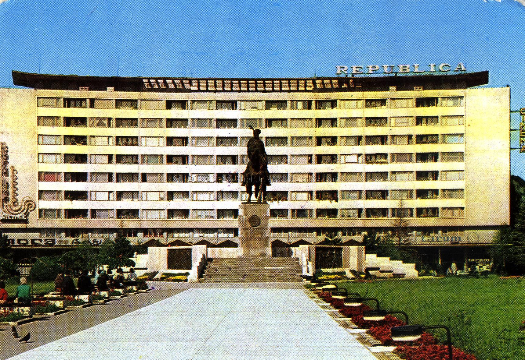 Cinematograful Republica Cluj anii 70 Cinematografele Clujului