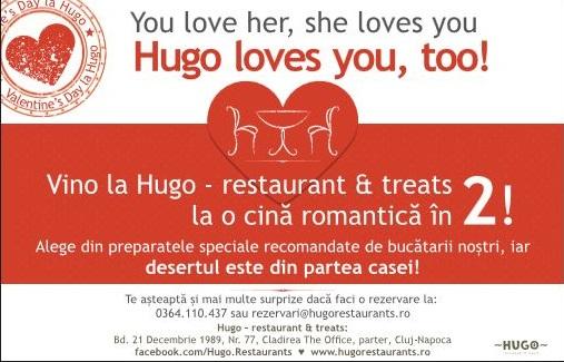 Valentine's Day la Hugo