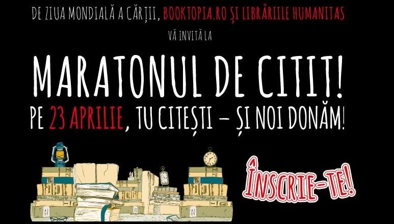 Ziua Internațională a Cărții sărbătorită la Cluj