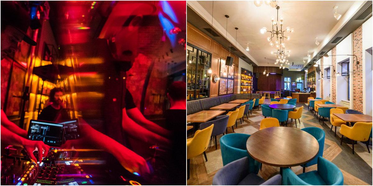 Blândețea nopții ne cheamă să dansăm în Piața Muzeului | Conceptul Clubbing Nights at Charlie