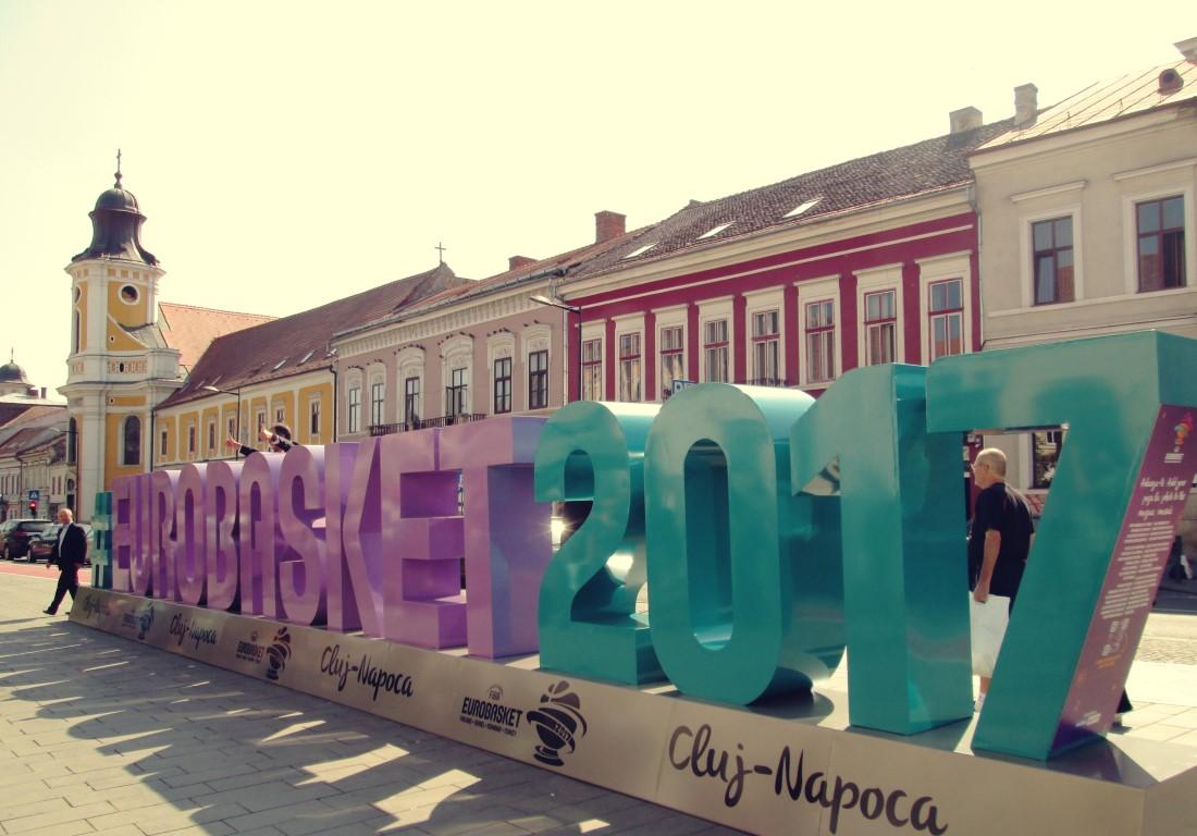 Cluj-Napoca va găzdui Eurobasket 2017 (1)