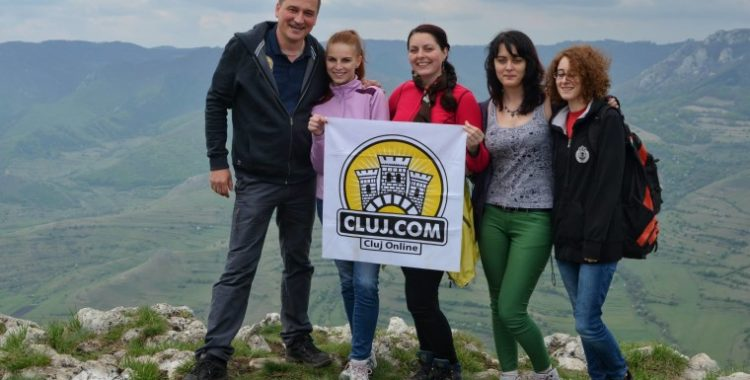 Cluj. com Attila si echipa