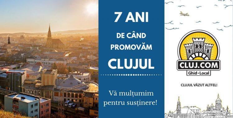 ClujCom 7 ani