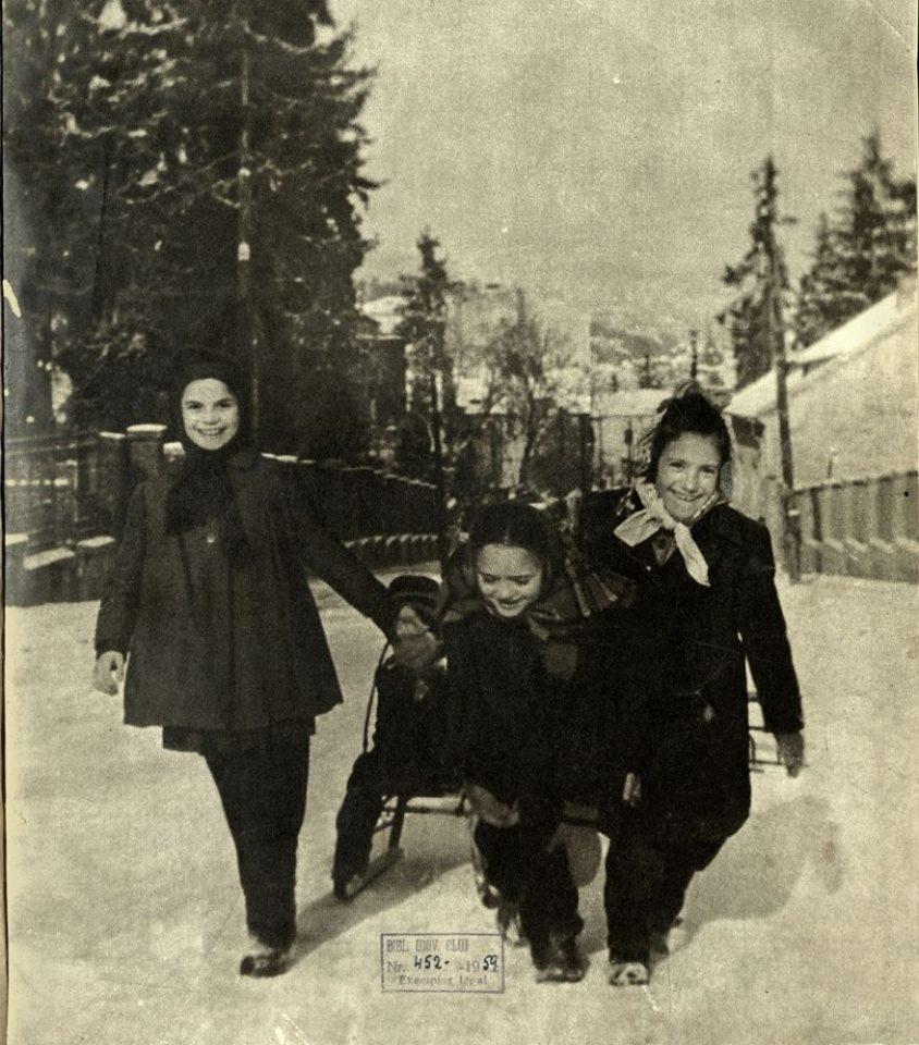 Clujeni -iarna