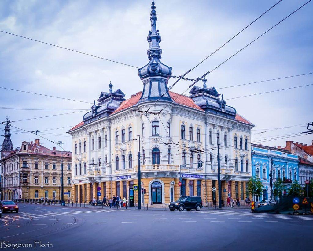 Clujul în 13 fotografii ale lunii iunie
