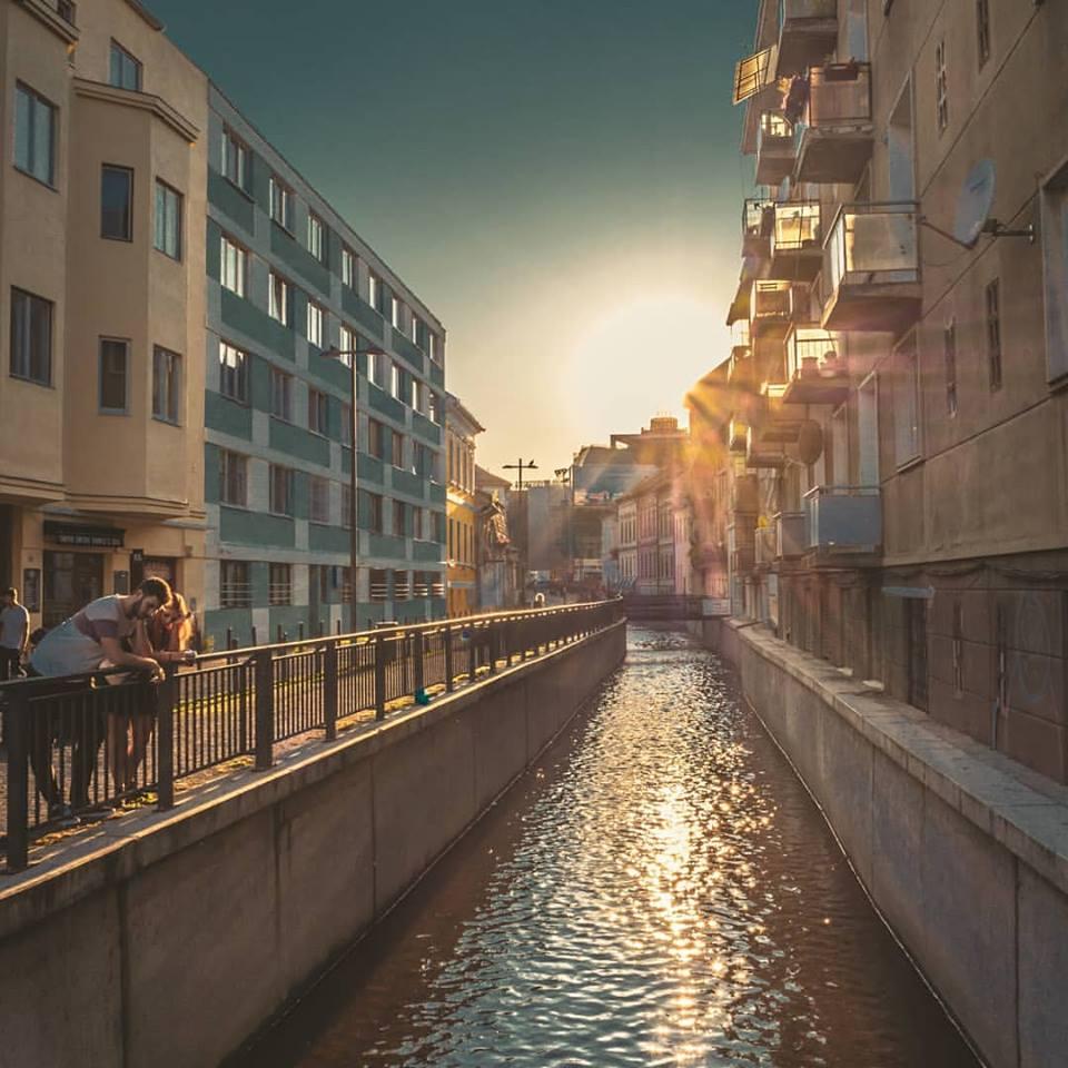 Clujul în 13 fotografii de septembrie Alin Gros canalul morii