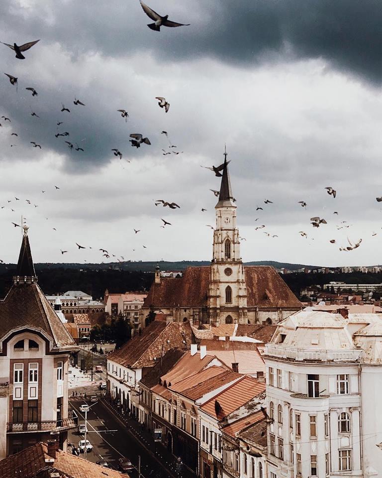 Clujul în 13 fotografii de septembrie addiandrei