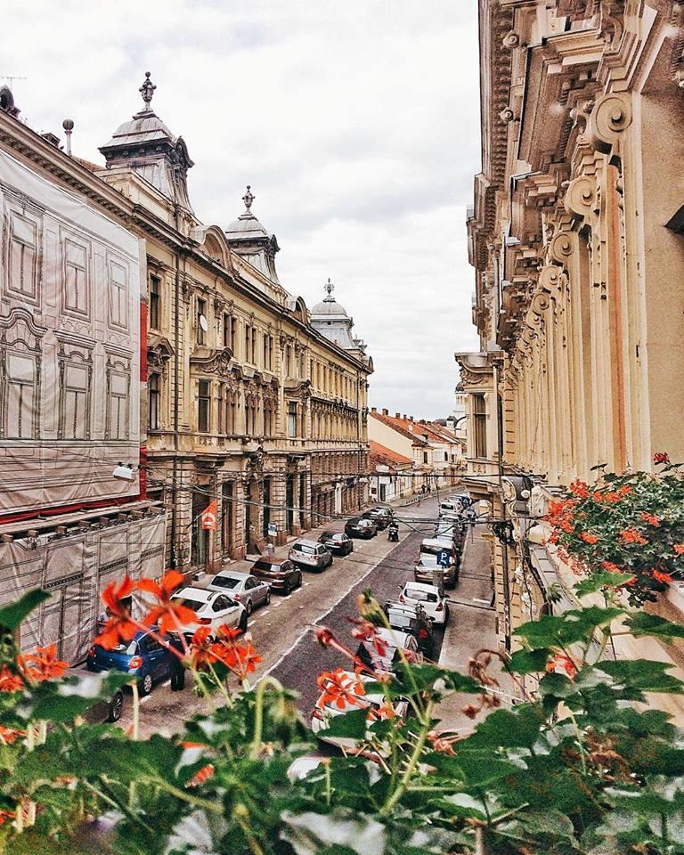 Clujul în 13 fotografii de septembrie alexa.pop
