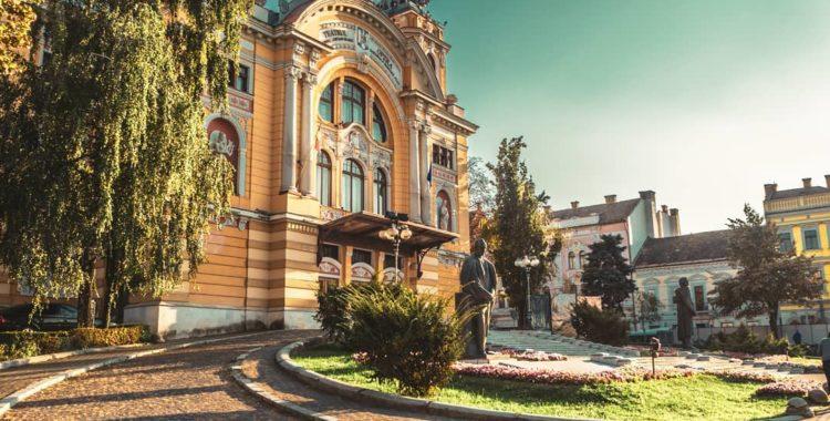 Clujul în 13 fotografii de septembrie alin gros teatru