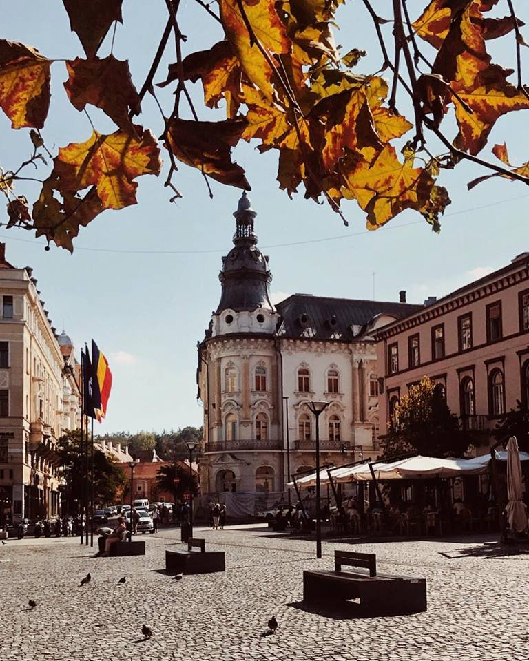Clujul în 13 fotografii de septembrie aminabouothmani