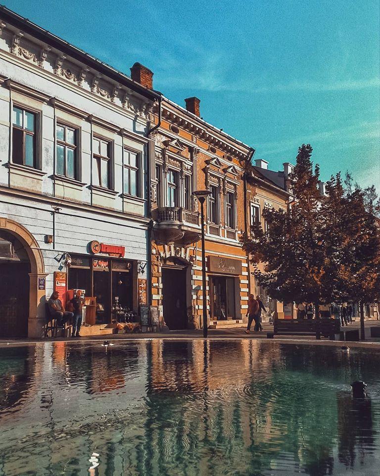 Clujul în 13 fotografii de septembrie izabella bedo