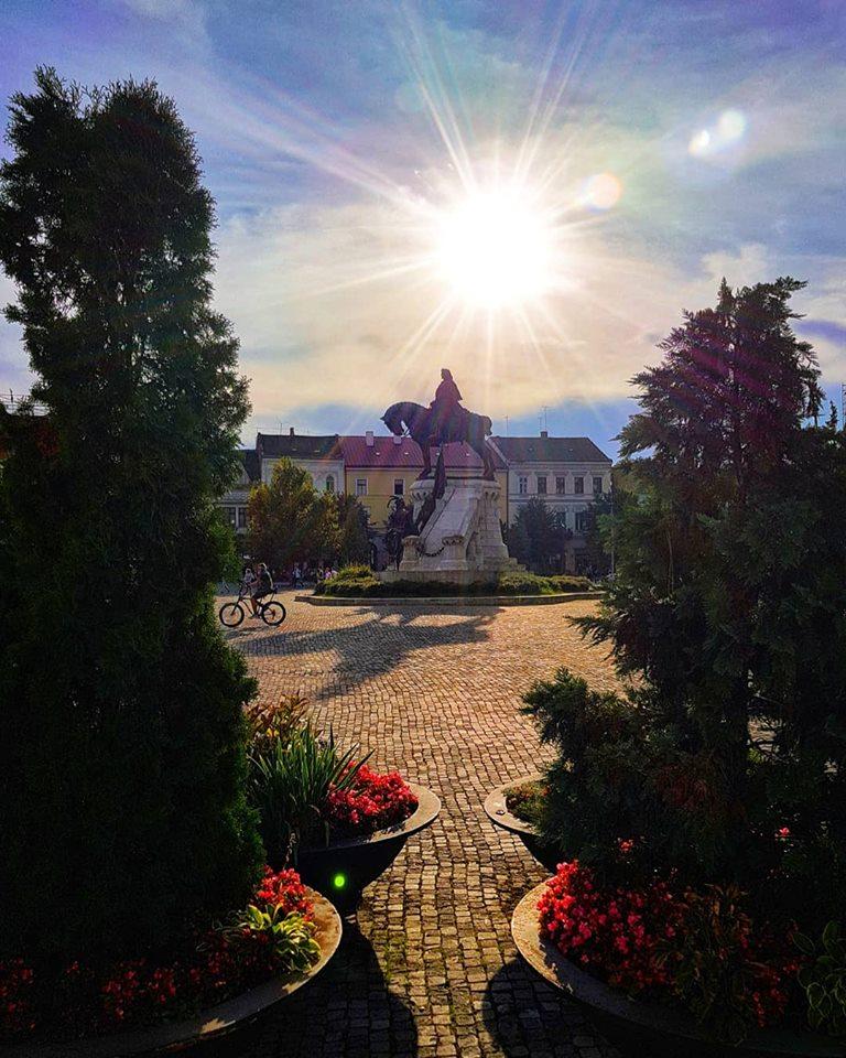 Clujul în 13 fotografii de septembrie turi zoltan