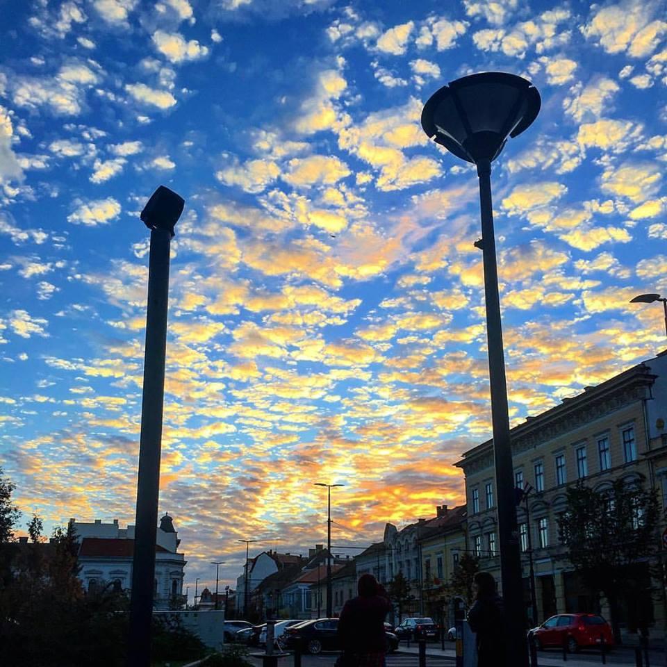 Clujul în 13 fotografii de septembrie victor ignat