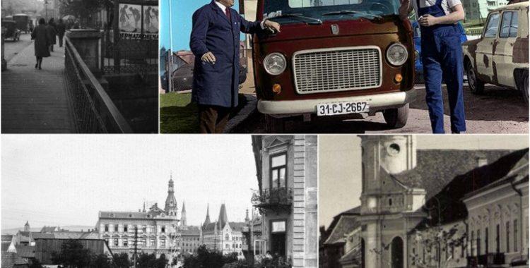 Clujul în (alte) 35 de fotografii istorice inedite