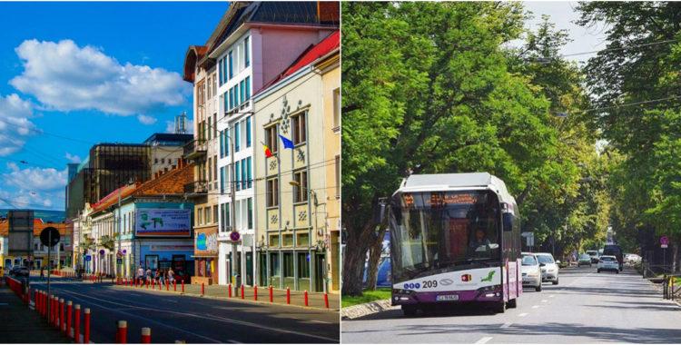 Clujul în statistici servicii publice