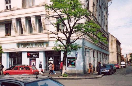 Clujul anilor 2000 cinema arta