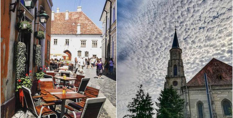 Clujul în 10 fotografii ale lunii August