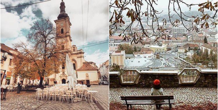 Clujul in 13 fotografii ale lunii noiembrie