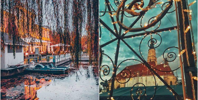 Clujul in 13 fotografii din Noiembrie 2019