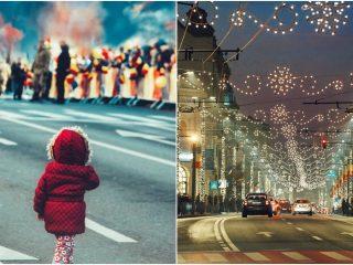Clujul în 13 fotografii din decembrie 2019 | Retrospectivă FOTO