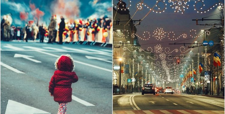 Clujul in 13 fotografii din decembrie 2019