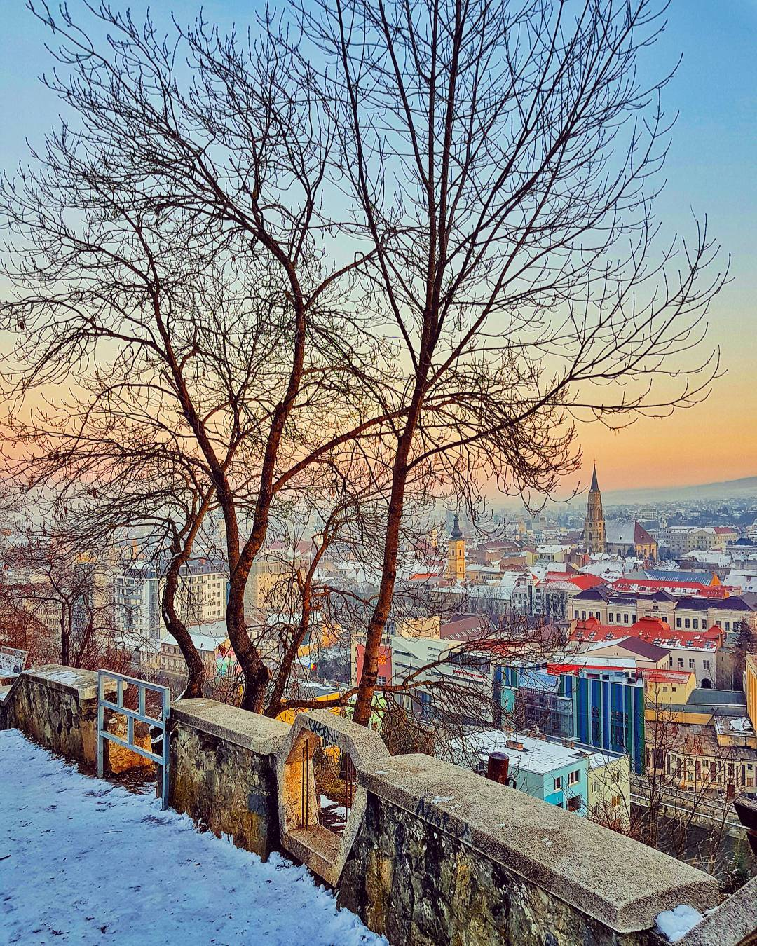 Clujul in 15 fotografii ale lunii februarie (15)