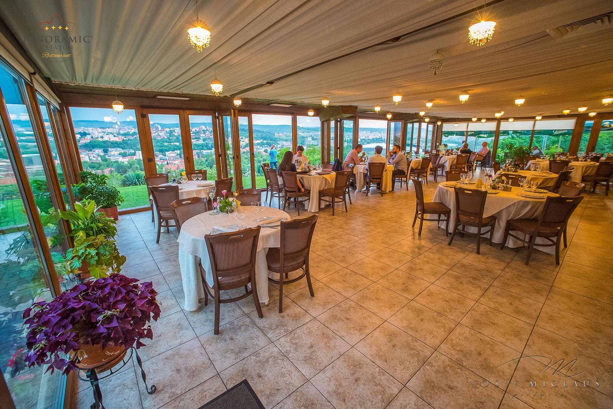 Clujul panoramic – un loc special de belvedere și petrecere a timpului liber