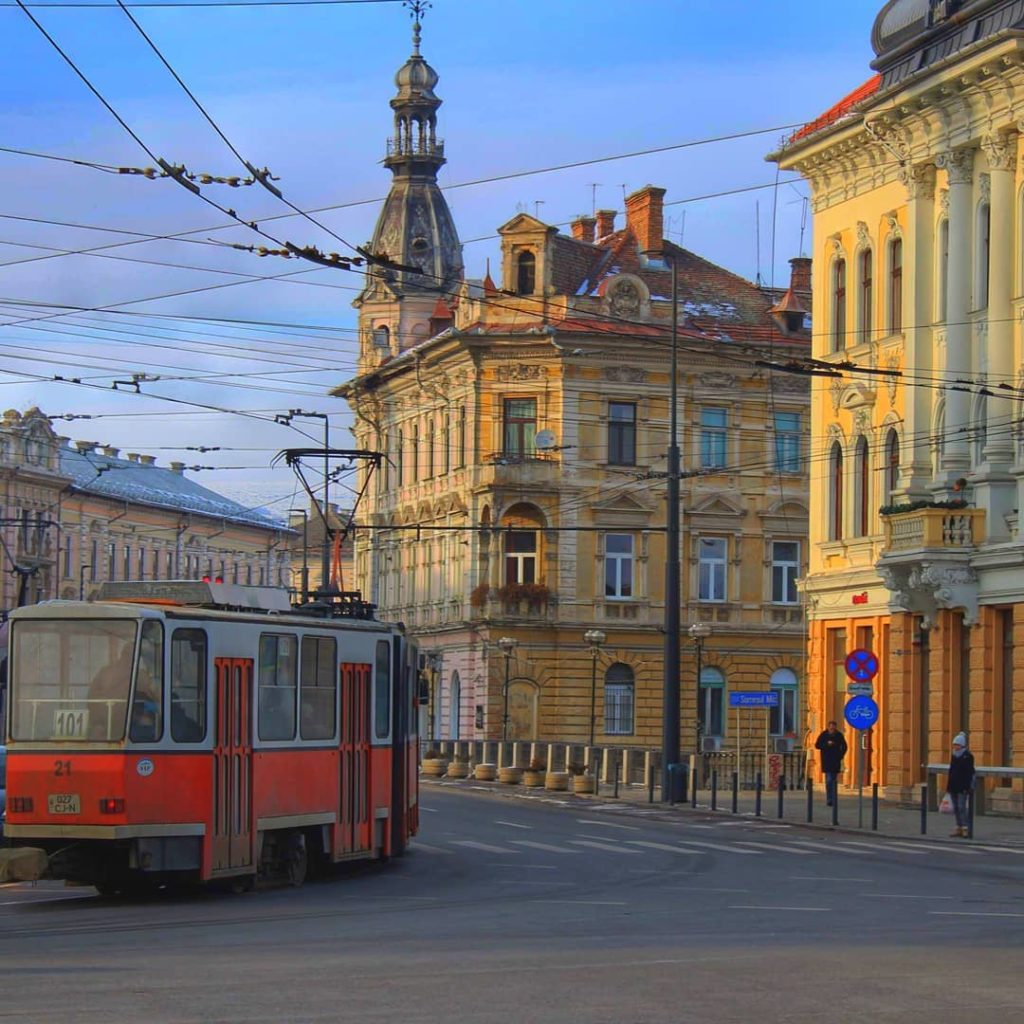 Clujul-turism urban