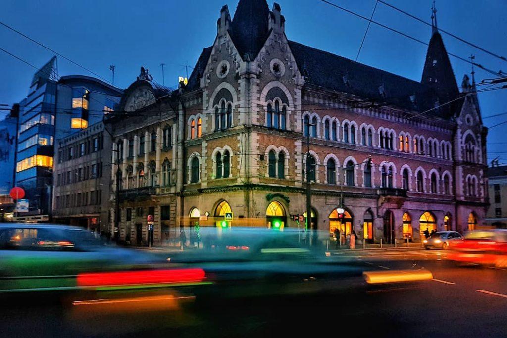 Clujul - turism urban