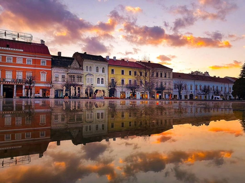 Clujul- turism urban