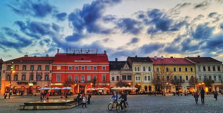 Clujul turism urban
