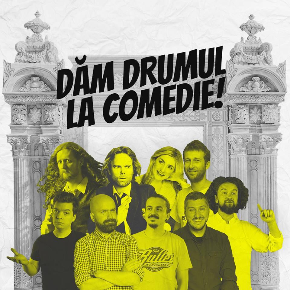 Comedy Cluj 2018 Program duminică, 14 octombrie