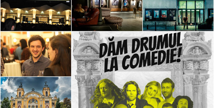 Comedy Cluj #9 inovații