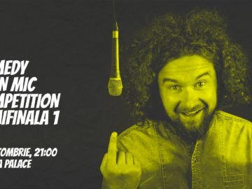 Comedy Open Mic Competition Semifinala 1