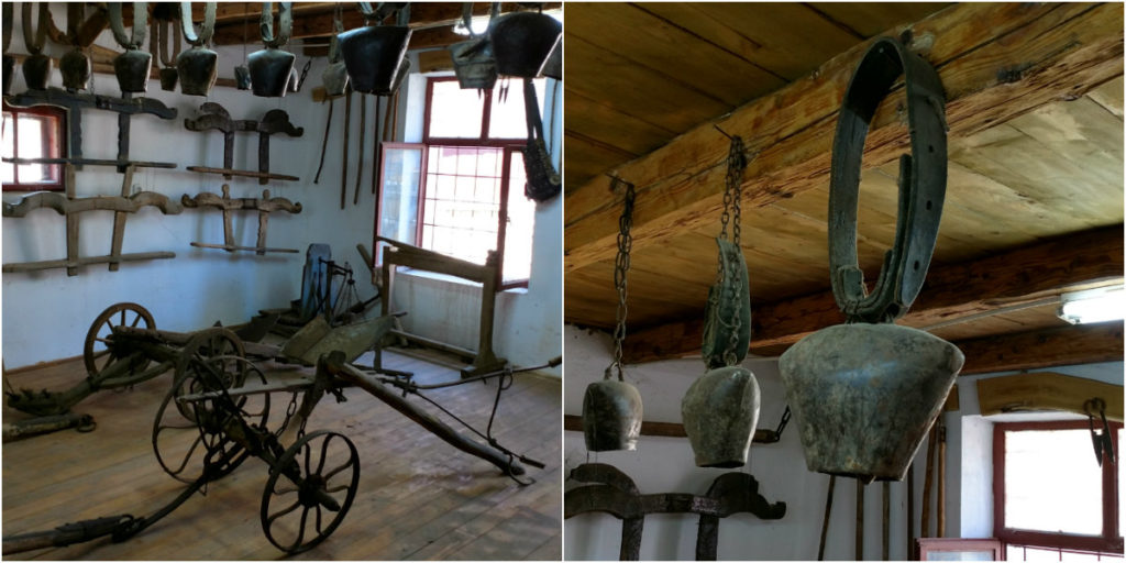 Comorile județului Cluj Muzeul Bivolului